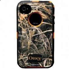 Realtree OtterBox Camo Max-4 Case for iphone 4/4S