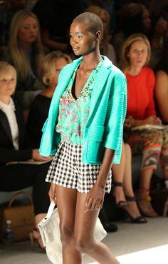 #fashion-ivabellini VIVALUXURY: NANETTE LEPORE SS13 SHOW