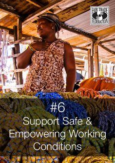 Fair Trade Principles (Photo by Global Mamas)