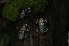 Лепим жука в стиле steampunk - Ярмарка Мастеров - ручная работа, handmade