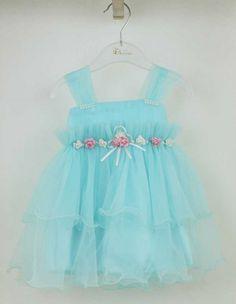 #blue #baby #dress