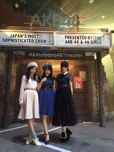 Komiyama Haruka, Mukaichi Mion, & Owada Nana 'Senaka Kotoba' 2015