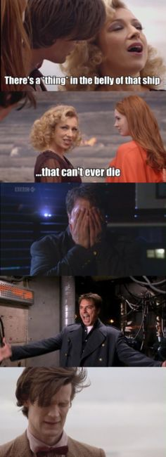 Captain Jack Harkness & River Song -- The two of them in one episode would be hilarious. Could you imagine all the flirting in an episode with both of them...