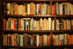 The 10 Best Bookstores In NYC, according to Gothamist.