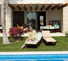 Excellence Playa Mujeres, Cancun - Junior Swim-up Suite Spa or Pool View
