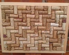 wine cork crafts on Etsy, a global handmade and vintage marketplace.