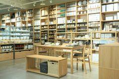 Muji - Retail Paradise.