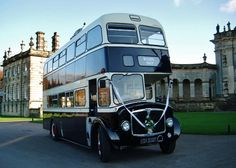 Classic London Transport Bus Hire Wedding Vintage Buses Corporate Hospitality