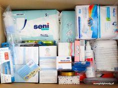 Wyprawka do szpitala. Jak się przygotować? -mamytatytematy.pl Kids And Parenting, Office Supplies, Organization, Jr, Random, Beige, Getting Organized, Organisation, Tejidos