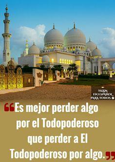 Islam en español para todos  Quotes islámicos