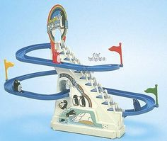 Possibly the most pointless toy ever, but I loved these stupid things.
