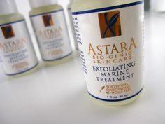 Astara's Exfoliating Marine Treatment ($34)