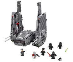 NEU LEGO® Star Wars™ 75104 Kylo Ren's Command Shuttle NEU /& OVP General Hux