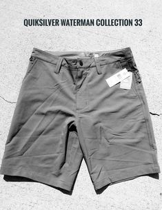 e30006bb0c124 🔥🔥quiksilver mens waterman collection size 33 nwt🍍🌴 free same day  shipping