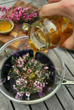 Don't own acres of rolling New Zealand countryside or a trusty beekeeping outfit? Here's my cheat's guide to making your very own 'mocknuka' honey from homegrown manuka flowers. Manuka honey has shot to prominence in recent years for its powerful antimicrobial effects (and hefty price tag!). Yet any old shop bought honey can be given […]