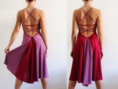 tango double-face dress www.crinolinatelier.it