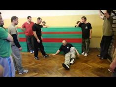 ▶ Systema Russian Martial Art . Impuls . Wave . Stability . A . Solovyev - YouTube
