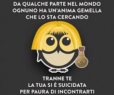 gufetto stronzetto - Cerca con Google Jokes Quotes, Funny Quotes, Memes, I Hate My Life, Laughing And Crying, Funny Times, Good Mood, Laugh Out Loud, Slogan