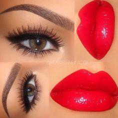 Amazing ❤️ @makeupbyjcole
