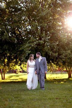 #BigDay #weddings #realweddings    Melanie and Bryan's Historic Museum Wedding Check more at http://www.bigday.io/2015/12/01/melanie-and-bryans-historic-museum-wedding/