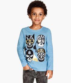 H&M Long-sleeved T-shirt $12.95