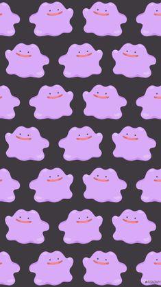 Space Phone Wallpaper, Wallpaper Iphone Cute, I Wallpaper, Disney Wallpaper, Cute Pastel Wallpaper, Aesthetic Pastel Wallpaper, Aesthetic Wallpapers, Pokemon Ditto, Cute Pokemon