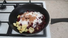 Никто не верит что такой пирог я готовлю из лаваша! - topovoye.ru Iron Pan, Acai Bowl, Food And Drink, Breakfast, Food Cakes, Chef Recipes, Kuchen, Acai Berry Bowl, Morning Coffee