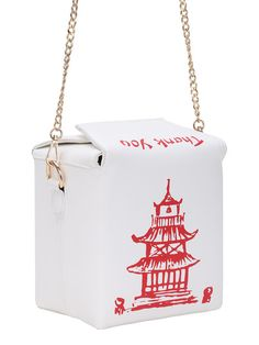 Shop Chinese Takeout Box Chain Bag online. SheIn offers Chinese Takeout Box Chain Bag & more to fit your fashionable needs.
