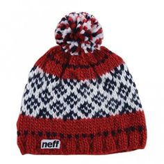 Neff Mens Pine Beanie Hat, Red, One Size by NEFFTake for me to see Neff Mens Pine Beanie Hat, Red, One Size ReviewYou'l
