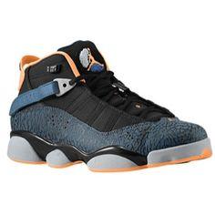 a27c7efdb5f5d4 Jordan 6 Rings to kutee bii Orange Sneakers
