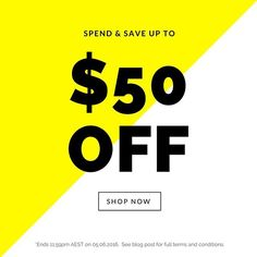 Only 1 week left to • Spend & Save •  at littlestyles.com.au