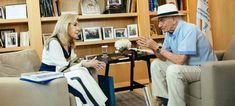 Η διαφορετική συνέντευξη της Μαριάννας Βαρδινογιάννη στον Βασίλη Βασιλικό [εικόνες] Inspiring People
