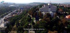 Fotografie drona Parcul Cetatuie Cluj ! #fotografiidrone #fotografiiaeriene #aerialview Seattle Skyline, Twitter, Travel, Park, Viajes, Destinations, Traveling, Trips