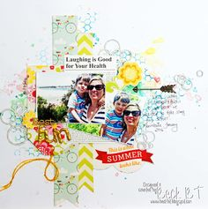 2Crafty Chipboard - February Shares With Beck BT