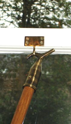 used to have these in school - pole hook for windows