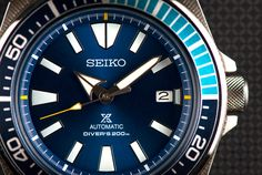 Seiko brings back a fan-favorite dive watch with a blue color scheme that is as beautiful as it is fun.