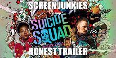Honest Trailer : Suicide Squad  Screen Junkies