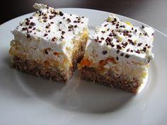 Sladký Sen: Mandarínkový koláč Krispie Treats, Rice Krispies, Banana Bread, Food And Drink, Desserts, Recipes, Cakes, Tailgate Desserts, Deserts