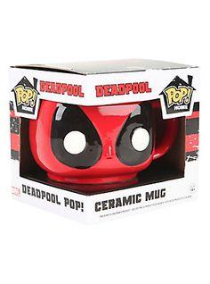 Funko Marvel Deadpool Pop! Mug,