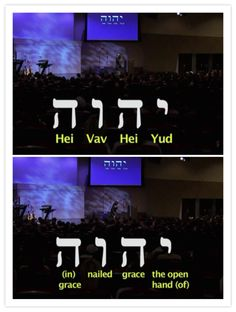 YHVH is YESHUAH / Jesus in modern language today. Study the amazing power in the real Nmae & MOVE to magnify God fully. Don't miss our blogs for glory! www.magnificatmealmovement.com