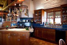 spanish style kitchens photos | Spanish style kitchen. | Bitchin Kitchen Design Areas