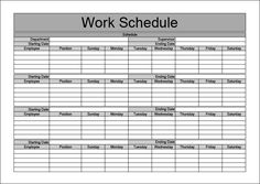 Monthly Work Schedule Templates 2017 New Calendar Template Site Eftdxu3t