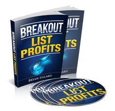 Breakout List Profits | Design & Blogging Guide