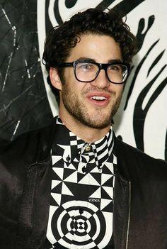 Darren at Versus Versace event 15 May 2013
