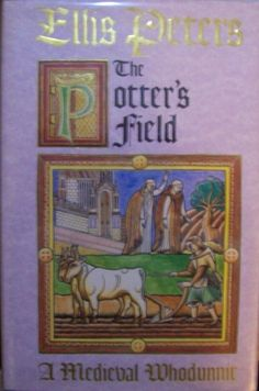 Ellis Peters,The Potter's Field, first edition, dust jacket, 17th Cadfael