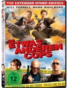 Die etwas anderen Cops  2010 USA      Jetzt bei Amazon Kaufen Jetzt als Blu-ray oder DVD bei Amazon.de bestellen  IMDB Rating 6,6 (96.009)  Darsteller: Will Ferrell, Derek Jeter, Mark Wahlberg, Eva Mendes, Michael Keaton,  Genre: Action, Comedy, Crime,  FSK: 12