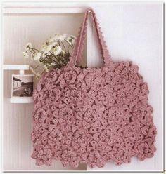 ergahandmade: Crochet Bag + Diagrams