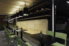 Sandwiches A Seca by NAN Architects, Poio – Spain » Retail Design Blog
