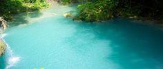 Blue Hole - Ocho Rios, St. Ann, Jamaica.  Rated by tripadvisor as the best attraction in Ocho Rios.  www.jamaicatravelsaver.com