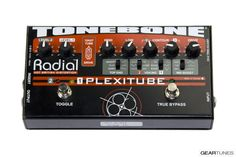 From the GearTunes library of tone ~ the Radial Tonebone Plexitube ~ click it to hear it :)